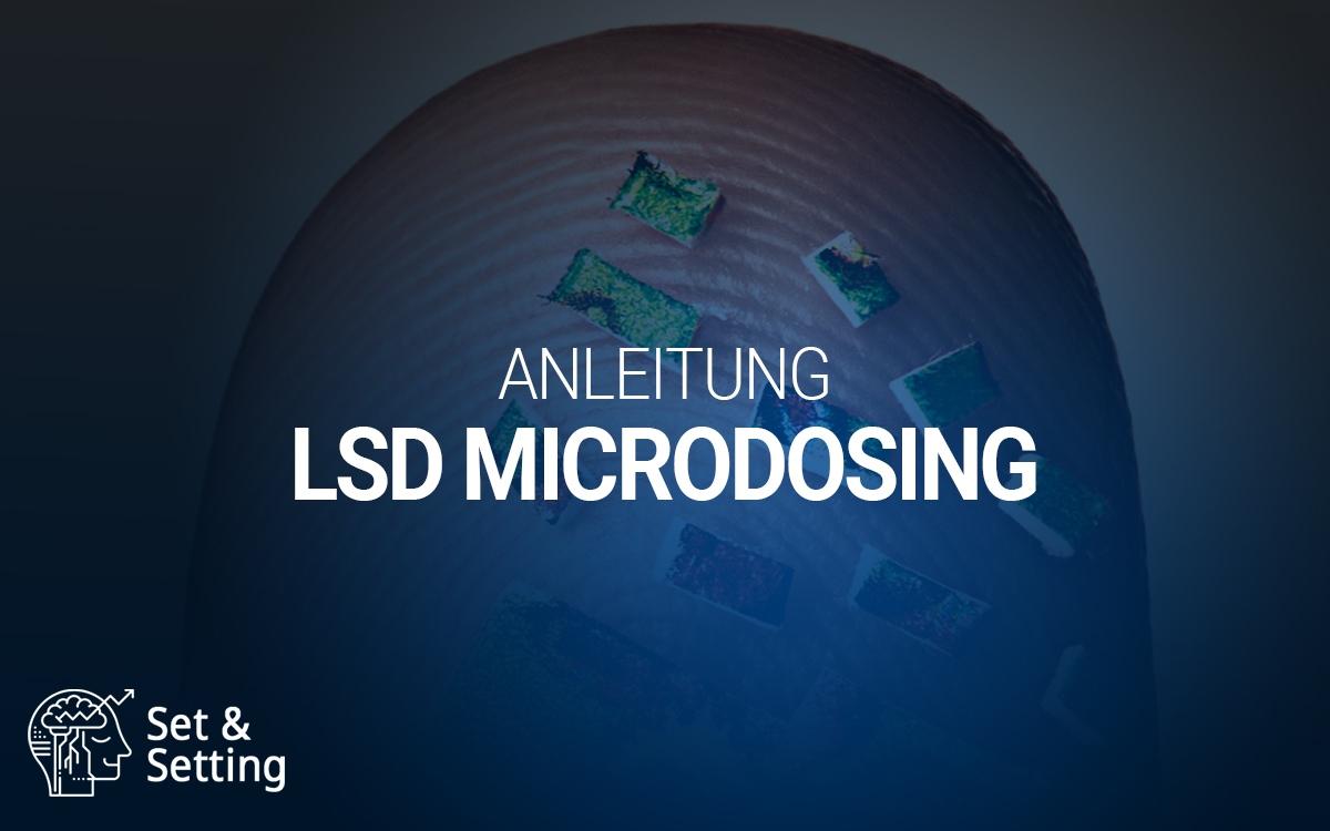 LSD Microdosing Dosierung