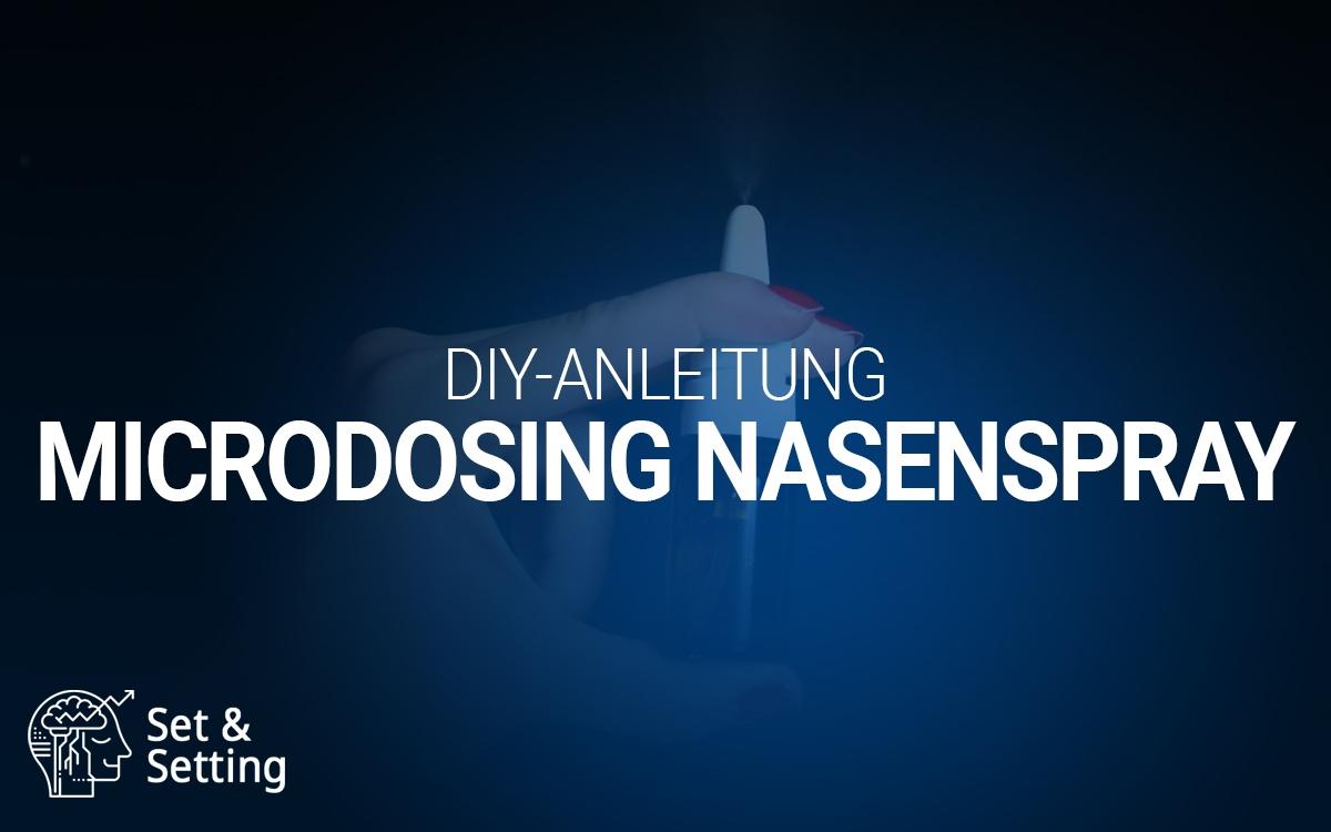 Microdosing Spray Nasenspray