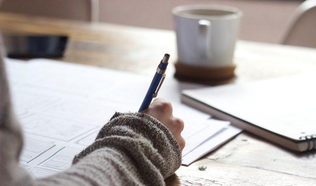 Microdosing Tagebuch schreiben Journaling