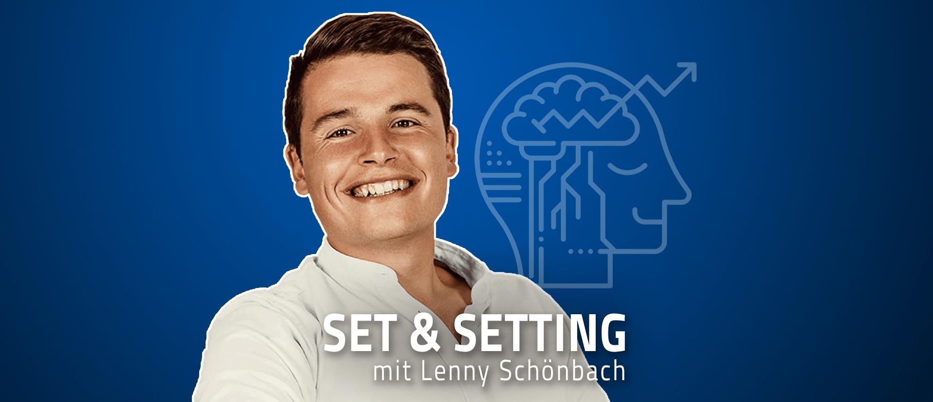 #03 Lenny Schönbach über den Einfluss von Psychedelika auf Business, Ängste und Bewusstsein