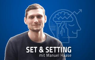Manuel Haase Green Rabbit Meditation App Podcast Set Setting Jascha Renner