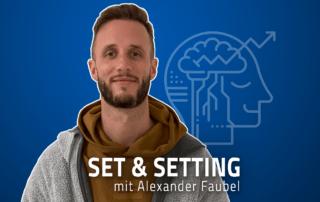 Alexander Faubel Jascha Renner Podcast Psychedelika Set Setting