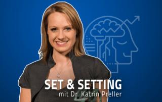 Dr. Katrin Preller Linkedin Podcast Psychedelika LSD Psilocybin Forschung Jascha Renner Set Setting Zürich