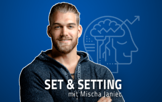 Mischa Janiec Podcast Jascha Renner Set Setting Psychedelika LSD Magic Mushrooms