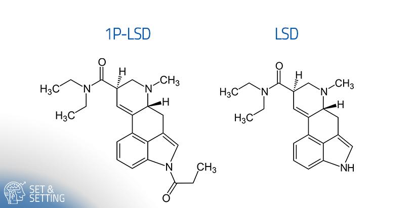 1plsd vs lsd lyserg 1plsdvslsd 1p-lsd vs LSD-25 vergleich 1cplsd