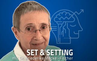 Dr. Friederike Meckel Fischer Psychedelika Therapie Set Setting Jascha Renner Podcast Atmung Holotrop