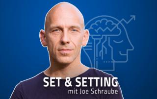 Joe Schraube Set Setting Podcast Psychedelika Retreat