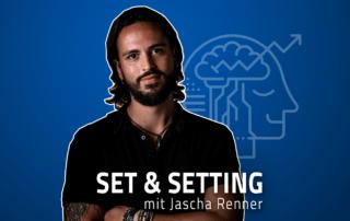 Jascha Renner Psychedelika Podcast Coaching Persönlichkeitsentwicklung