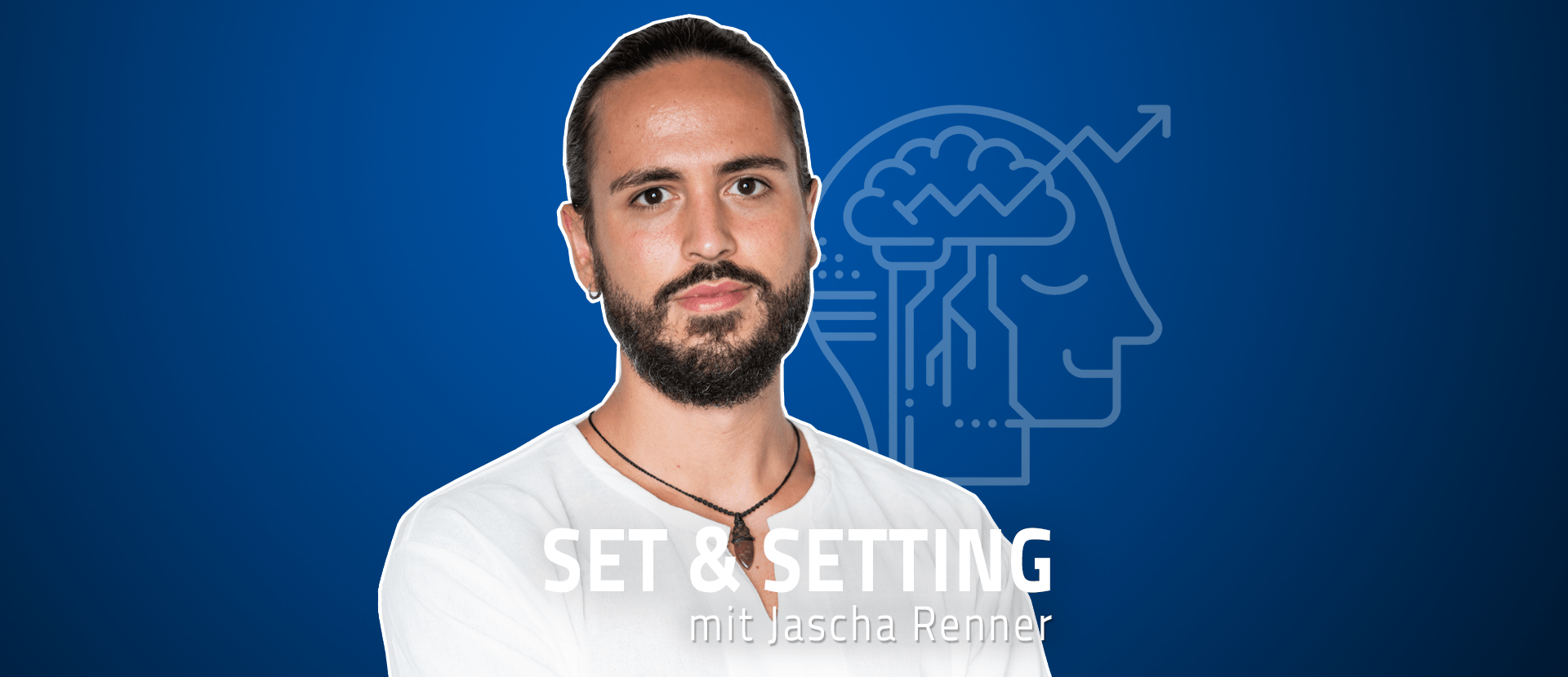 """#26 """"Lasst Psychedelika nicht zur Glaubensreligion werden!"""" – Jascha über seine ganz persönlichen Challenges und Erfolge im Jahr 2020 UND eine große Set&Setting Ankündigung"""