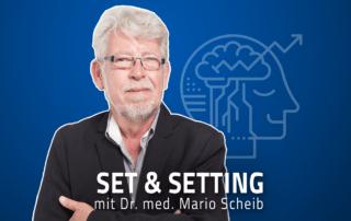 Set Setting Ketamin Jascha Renner Dr. Scheib Depressionen Ketamintherapie Deutschland
