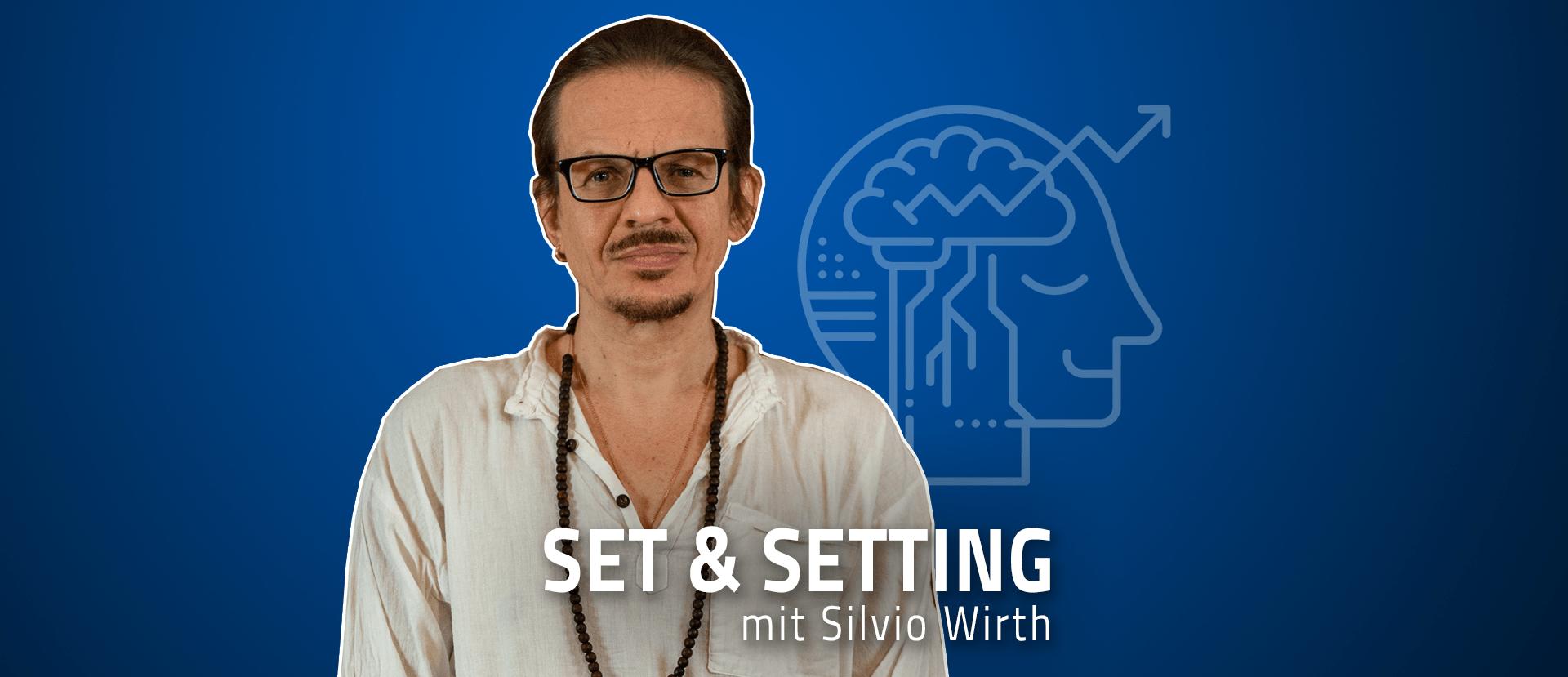 #33 Sex auf LSD? Der Sexualtherapeut Silvio Wirth über den tantrischen Weg und die Parallelen zum psychedelischen Lifestyle, Slow-Sex, Kundalini und Polyamorie