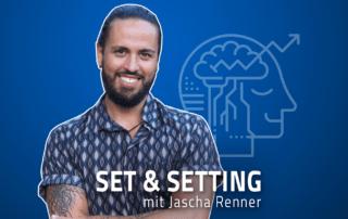 Jascha Renner Psychedelika Set Setting Podcast Glücklich werden