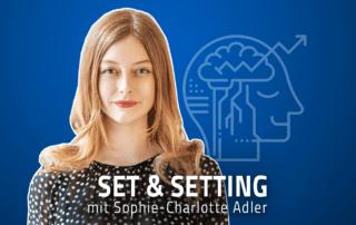 Sophie Charlotte Alice Adler Psychedelika Ketamin Psychotherapie Bewusstseinszustände Hypnose