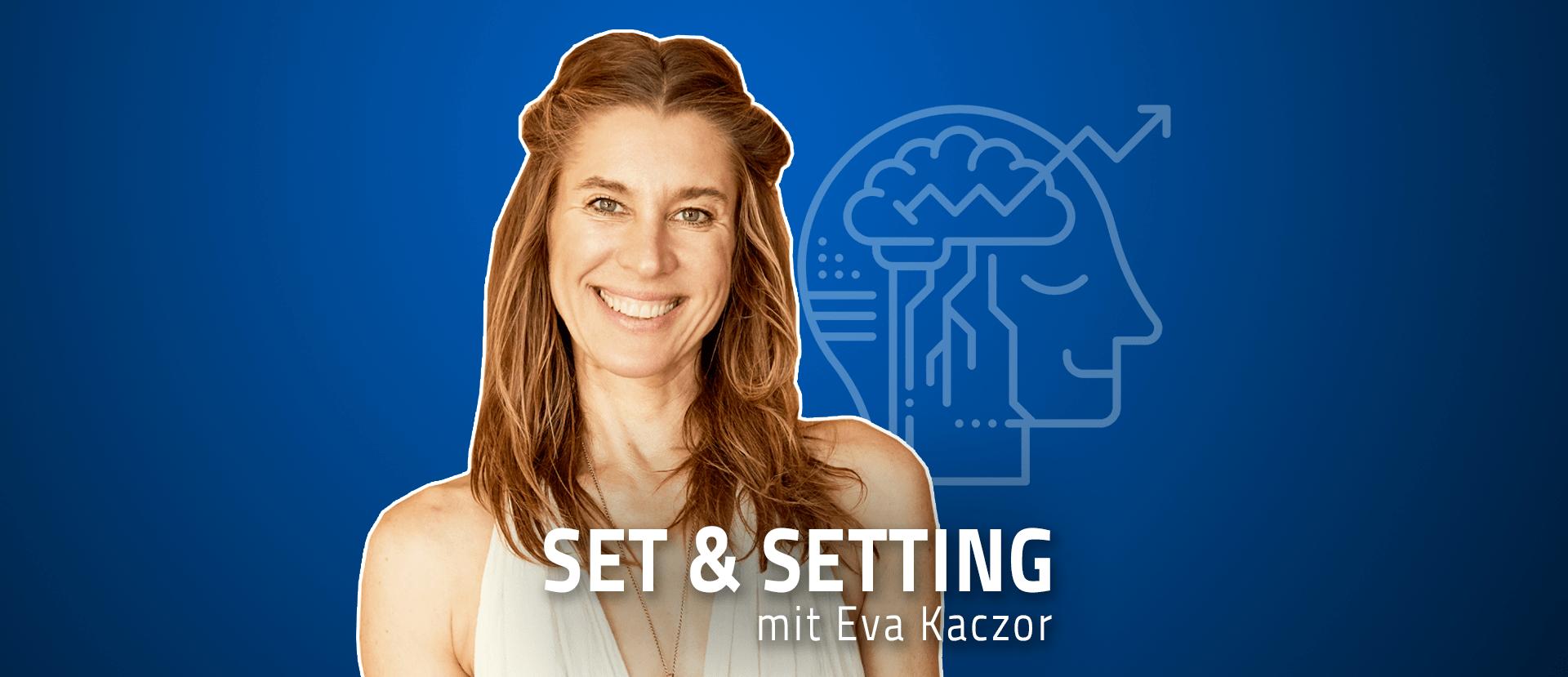 #37 Psychedelische Effekte durch Atmen? Breathwork-Facilitator Eva Kaczor über Herzkohärenz, Quarterlife Crisis, Drogen auf Festivals und den Umgang mit limitierenden Glaubenssätzen