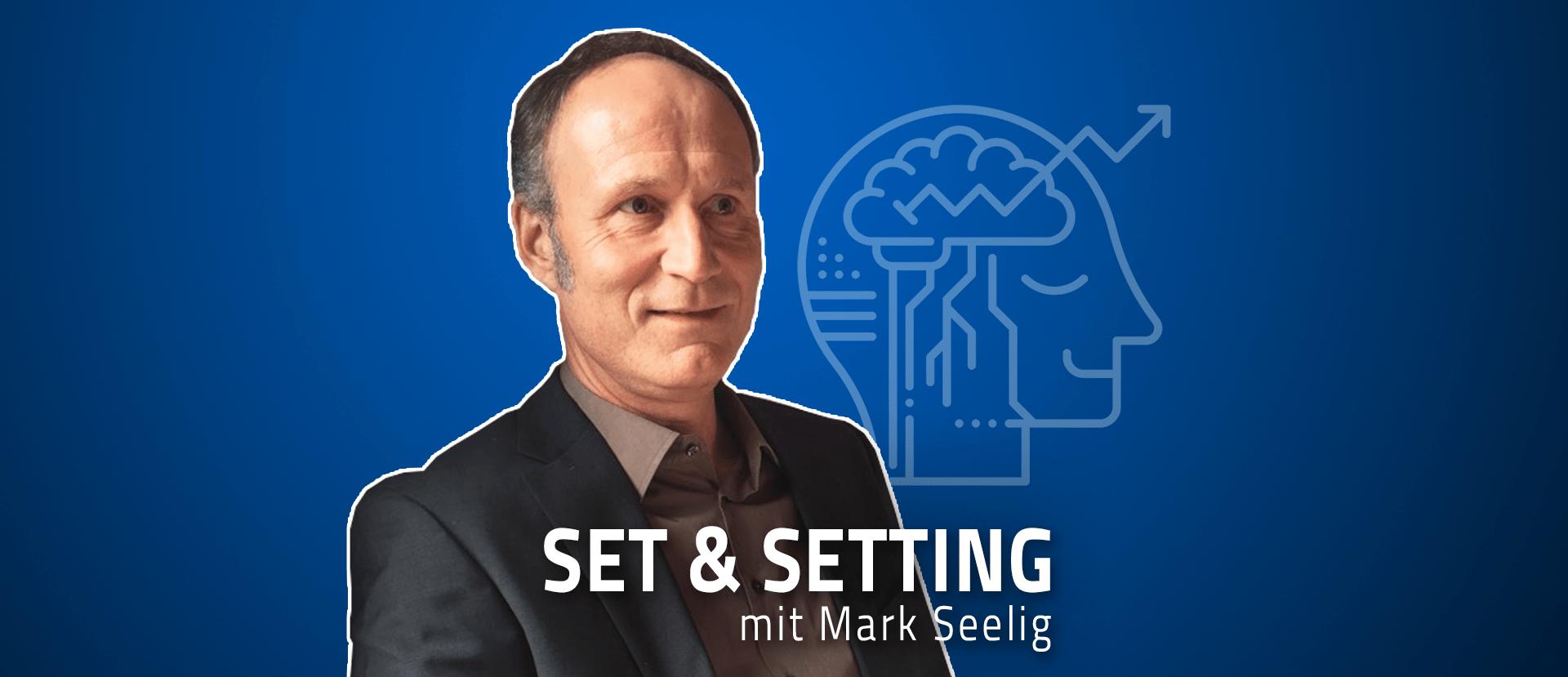 #38 Paartherapie mit MDMA? – Mark Seelig über seine Arbeit mit MDMA und 5-MeO-DMT als Medizin + die aktuelle Studienlage zu Psychedelika