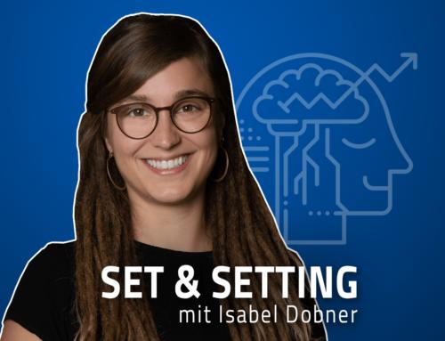 """#43 """"Ich dachte, ich sterbe wirklich!"""" – Psychedelische Liebe Teil 2 – Isabel Dobner von Set&Setting über ihre dunkle 5-MeO-DMT-Erfahrung"""