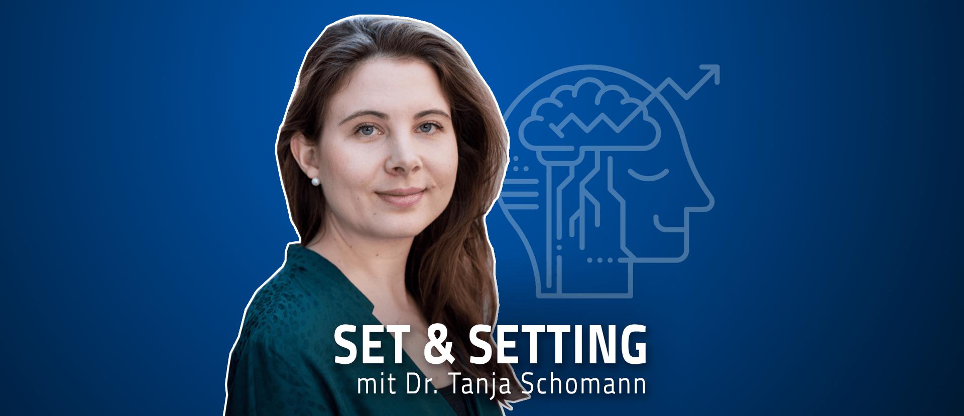 Dr. Tanja Schonmann Psychedelika Set Setting Podcast Jascha Renner