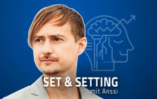 Anssi Antila Psychedelika Kritik Set Setting Jascha Renner Podcast Instagram
