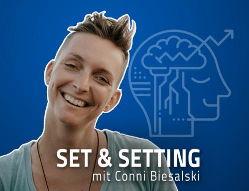"""#46 """"Atmen ist Medizin!"""" – Conni Biesalski über Geburtstraumata, Healing-Hacking und wie wir durch Atmen wieder in unseren Körper finden"""