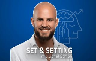 Lionel Schibli Retreats mycelf Psychedelika Set Setting Jascha Renner Podcast