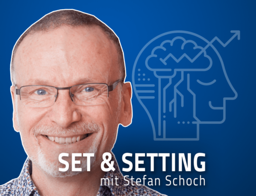 """#48 """"Spiritualität wird oft als Weltflucht genutzt!"""" – Integral-Coach Stefan Schoch über Mondo Zen, Psychedelika als spirituelle Praxis und die Kraft des Placebos"""