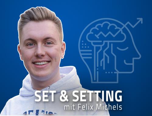 """#51 """"Aufklärung ist das allerwichtigste!"""" – Felix Michels a.k.a. Tomatolix über seine Selbstexperimente mit Psychedelika"""