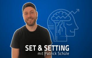 Patrick Schüle Podcast Set Setting Psychedelika