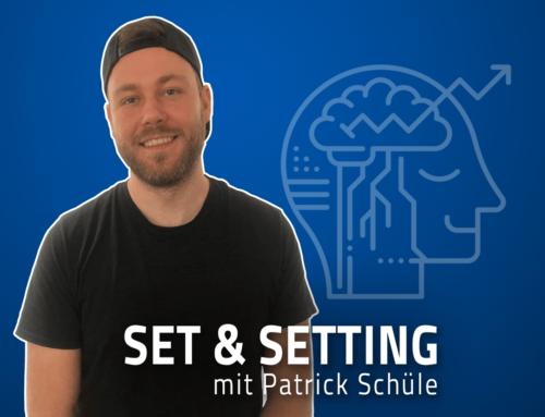"""#53 """"Geführte Erfahrungen haben das größte Potenzial"""" – Set & Setting Retreat-Teilnehmer Patrick Schüle über Schicksalsschläge, Heilung durch Psychedelika und seine Retreat-Erfahrung"""