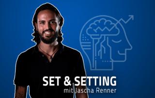 Jascha Renner Set Setting Podcast MDMA Psychedelika Emotionalität
