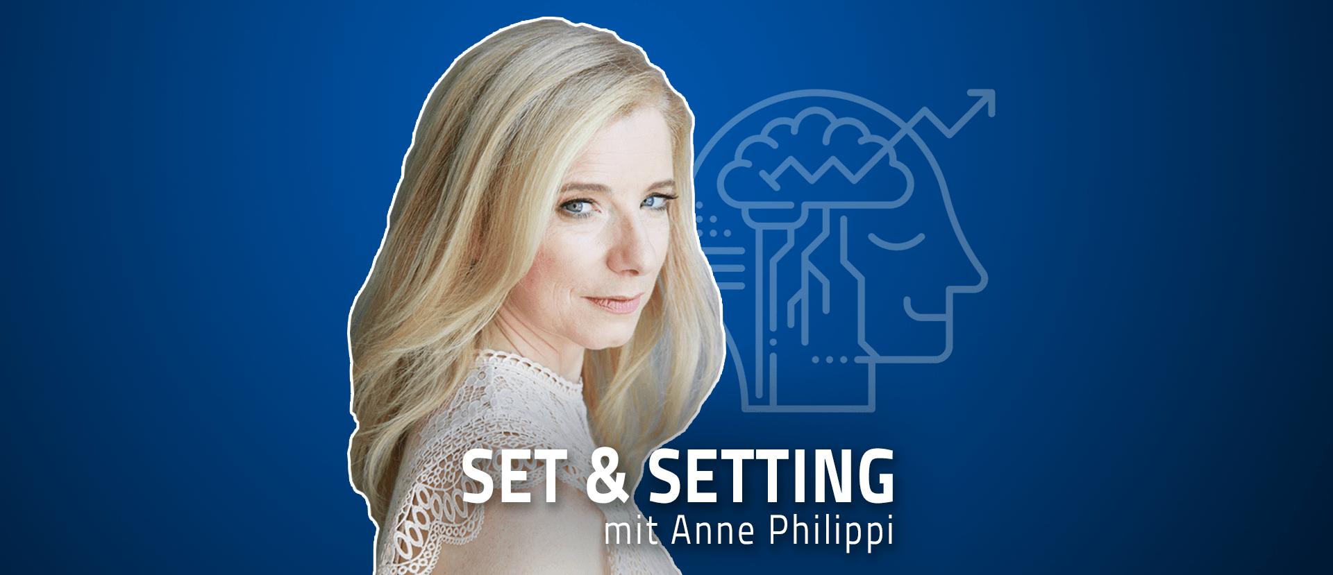 Anne Philippi, Psychedelika, Psychotherapie, Ketamin Therapie, Depression