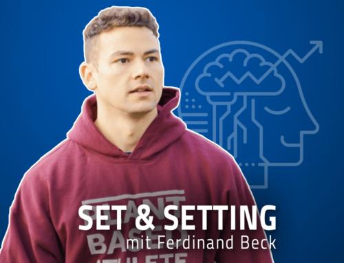 """#62 """"Der Körper möchte immer heilen!"""" – Ferdinand Beck a.k.a. Vegains über Psychedelika und Veganismus, bewusstem Leben und schwierigen Zeiten als Lehrer"""